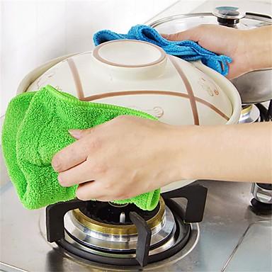 Calitate superioară Bucătărie Baie Perie & Pânză de curățat Unelte,Textil