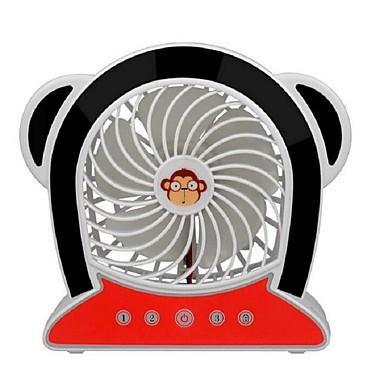 Monkey mini usb ventilator simplu baterie reîncărcabilă litiu și ventilator mic portabil