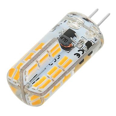 G4 Becuri LED Bi-pin T 48 LED-uri SMD 4014 Alb Cald Alb Rece 200-300lm 3000/6500
