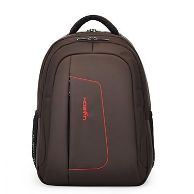 Hosen HS-308 15 tuuman kannettavan tietokoneen laukku unisex nylon vedenpitävä hengittävä olkalaukku yrityskäyttöön tarkoitetun ipad