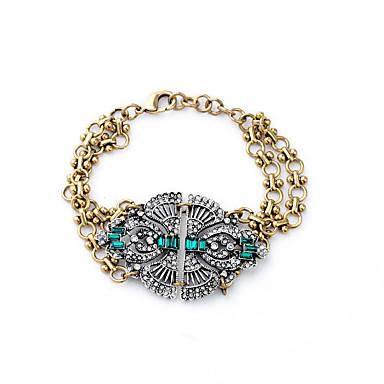 Damskie Bransoletki i łańcuszki na rękę Modny Stop Geometric Shape Biżuteria Na Ślub Urodziny 1szt