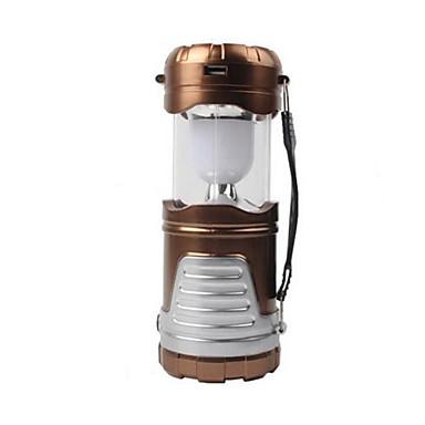 Fener ve Çadır Lambaları LED 850 lm 1 Kip LED Şarj Edilebilir Su Geçirmez mobil güç kaynağı Acil Kamp/Yürüyüş/Mağaracılık Günlük Kullanım