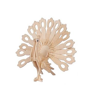3D - Puzzle Holzmodell Modellbausätze Spielzeuge Tier Holz Unisex Stücke