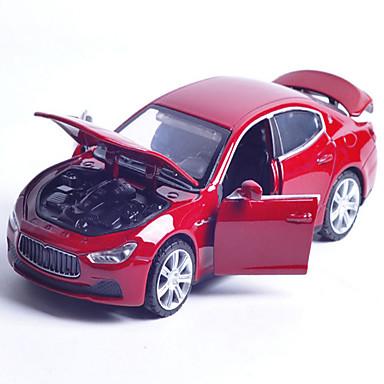 Terugtrekvoertuigen Modelbouw & constructiespeelgoed Speeltjes Metaal