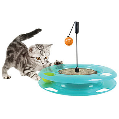 Jucărie Pisică Jucării Animale Interactiv Scratch Pad Durabil Hârtie Pentru animale de companie