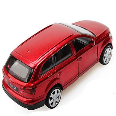 Jucării pentru mașini Jucarii Vehicul de Construcție Jucarii Simulare Pătrat Aliaj Metalic Plastic Bucăți Pentru copii Cadou