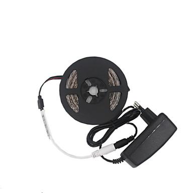 12W Giętkie taśmy świetlne LED 300 lm DC12 V 5 m 300 Diody lED RGB