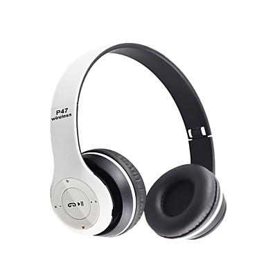Stereo bas Bluetooth kulaklık kablosuz kulaklık bluetooth kulaklık fone de ouvido sem fio auriculares mic tf ile kart ios / android