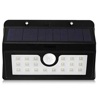 Недорогие Уличные светильники-BRELONG® 5 W LED прожекторы Водонепроницаемый / Инфракрасный датчик / Простая установка Естественный белый Холл / лестничная площадка / Кладовая / Гараж / автостоянка 20 Светодиодные бусины