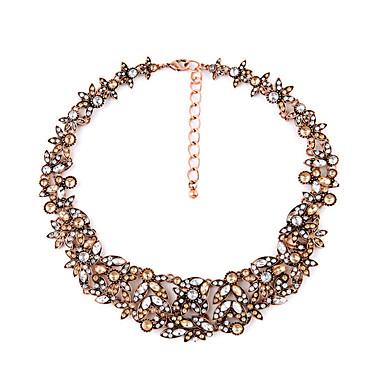 billige Mode Halskæde-Dame Strands halskæde Damer Unikt design Regnbue Halskæder Smykker Til Gave Daglig