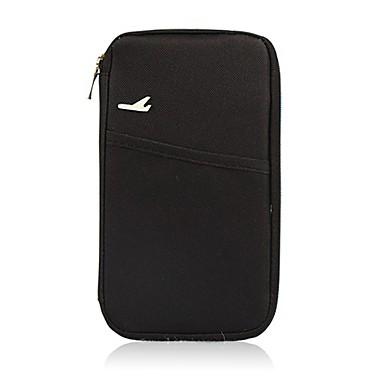 Geantă Pașaport & ID / Organizator Bagaj de Călătorie / Portofel Pașaport Portabil / Impermeabil / Depozitare Călătorie pentru Haine Nailon / Călătorie