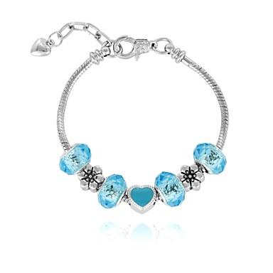 للمرأة أساور ساحرة الصداقة موضة سبيكة Round Shape مجوهرات من أجل الذكرى السنوية هدية الفالنتين