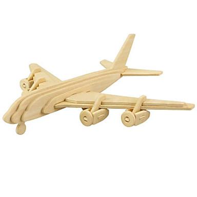 3D - Puzzle Flugzeug Spaß Holz Klassisch