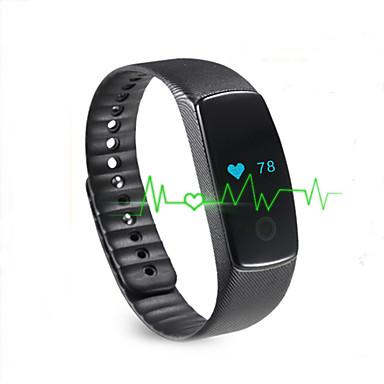 Yym01 erkek bayan akıllı bilezik / smarwatch / kalp hızı monitör sm bileklik uyku monitör ios için renk ekranı android telefon