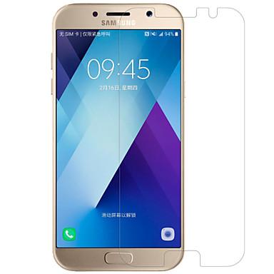 Protecteur d'écran Samsung Galaxy pour A5 (2017) PET 1 pièce Ecran de Protection Avant Extra Fin Miroir Haute Définition (HD)