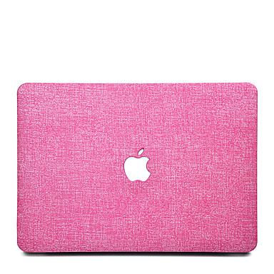 MacBook Hoes voor Macbook Effen kleur polycarbonaat Materiaal