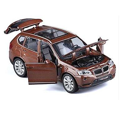 Spielzeug-Autos Spielzeuge Baustellenfahrzeuge Spielzeuge Musik & Licht Auto Pferd Metalllegierung Metal Stücke Unisex Geschenk