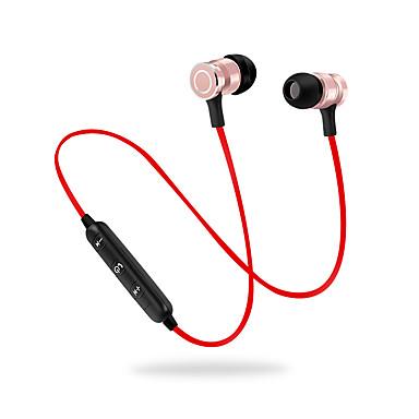 CIRCE S7 Draadloos Hoofdtelefoons Dynamisch Aluminum Alloy Sport & Fitness koptelefoon Magnet Attractie / Met volumeregeling / met