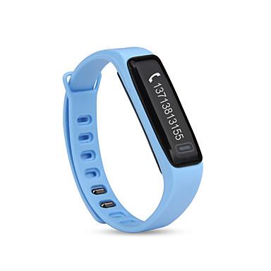 Smart-Armband Long Standby Verbrannte Kalorien Schrittzähler Sport Distanz Messung Information Anti-lostAktivitätenTracker Schlaf-Tracker