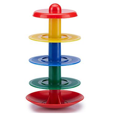 Jocuri de masă Jucarii Cilindric ABS Bucăți Unisex Cadou