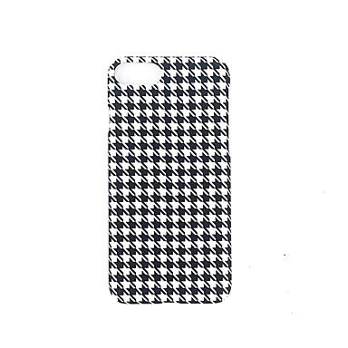 tok Για Apple Παγωμένη Ανάγλυφη Με σχέδια Πίσω Κάλυμμα Γεωμετρικά σχήματα Σκληρή PC για iPhone 7 Plus iPhone 7 iPhone 6s Plus iPhone 6