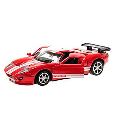 Speelgoedauto's Modelauto Racewagen Speeltjes Simulatie Terugtrekvoertuigen Automatisch Metaal Alloy Metal Stuks Kinderen Unisex Jongens