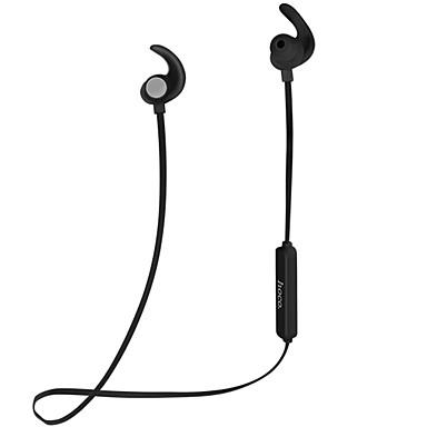 العلامة التجارية HOCO ES2 جديد شفط المغناطيسي لاسلكي سماعات بلوتوث v4.1 لرياضة ميكروفون سماعة الهاتف في الأذن