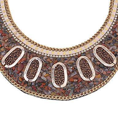 Damen Halsketten individualisiert Euramerican Simple Style Schmuck Für Hochzeit Party 1 Stück