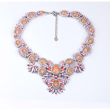 Γυναικεία Σκέλη Κολιέ Κρυστάλλινο Λατρευτός Εξατομικευόμενο χαριτωμένο στυλ Euramerican Κοσμήματα Για Γάμου Πάρτι