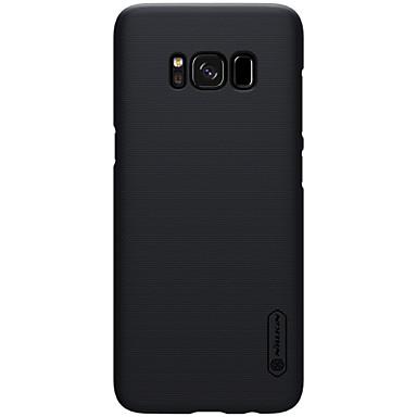 tok Για Samsung Galaxy S8 Plus S8 Ανθεκτική σε πτώσεις Παγωμένη Πίσω Κάλυμμα Συμπαγές Χρώμα Σκληρή PC για S8 S8 Plus