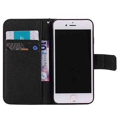 8 05869516 chiusura Integrale supporto Porta Con Custodia iPhone di iPhone Fantasia credito carte Apple Per X magnetica Con disegno portafoglio A qxWXAZR