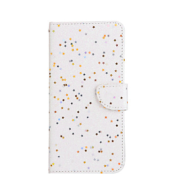 Pentru Carcase Huse Portofel Titluar Card Cu Stand Întoarce Corp Plin Maska Shine Glitter Greu PU piele pentru SonySony Xperia XA Sony
