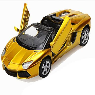 Παιχνίδια αυτοκίνητα Παιχνίδια Όχημα κατασκευών Παιχνίδια Προσομοίωση Τετράγωνο Μεταλλικό Κράμα Κομμάτια Δώρο