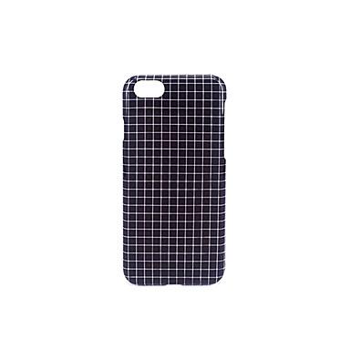 Pouzdro Uyumluluk Apple Buzlu Süslü Temalı Arka Kılıf Geometrik Desenli Sert PC için iPhone 7 Plus iPhone 7 iPhone 6s Plus iPhone 6 Plus