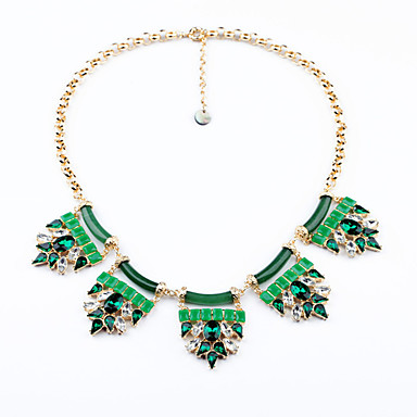 Pentru femei Toroane Coliere Geometric Shape Personalizat bijuterii de lux Bijuterii Pentru Nuntă