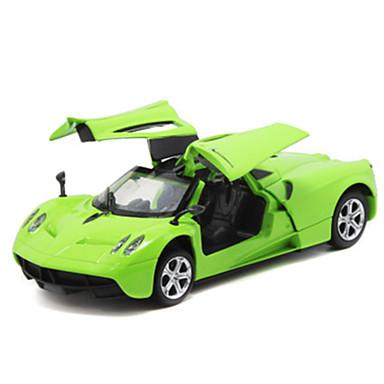 Vehicul cu Tragere Jucărie de Construit & Model Mașină Metal