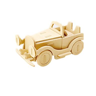 3D - Puzzle Spielzeuge Auto Holz Unisex Stücke