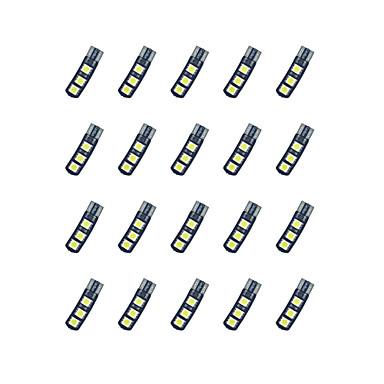T10 Becuri 1.8 W SMD 5050 60 lm LED Bec Semnalizare ForΠαγκόσμιο