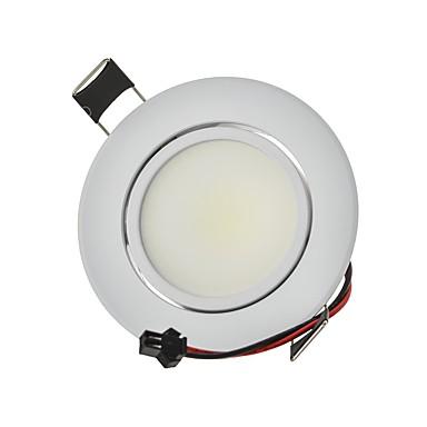 3W 250 lm 2G11 LED Tavan Spot Încastrat 1 led-uri COB Decorativ Alb Cald Alb Rece AC85-265