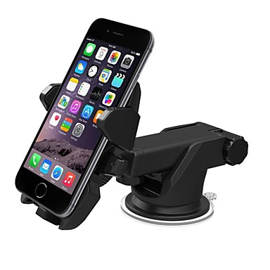 cheap Car Mounts & Holders-ZIQIAO Car Mount Bracket Holder Stand 360 Degrees Rotation Universal Cars Windshield Long Arm Smartphone Cars Holder