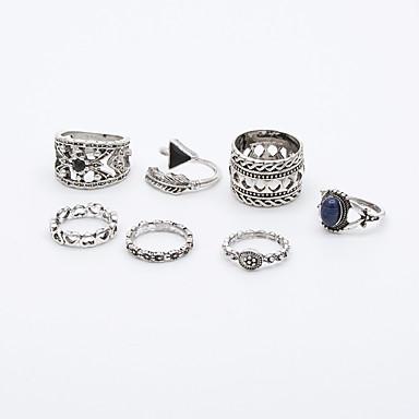 للمرأة عتيقة euramerican في والمجوهرات سبيكة Triangle Shape مجوهرات من أجل حزب