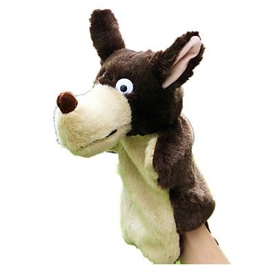 دمى حيوانات محشية ألعاب حيوان تاكتيل للأطفال قطع