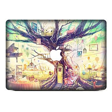 1 قطعة ملصق البشرة إلى مقاومة الحك الأزهار/النباتية نموذج PVC MacBook Pro 15'' with Retina MacBook Pro 15'' MacBook Pro 13'' with Retina