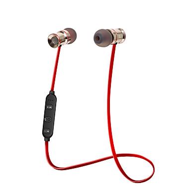 soyto BTE-01 Kabellos Kopfhörer Aluminum Alloy Sport & Fitness Kopfhörer Mit Lautstärkeregelung Mit Mikrofon Headset