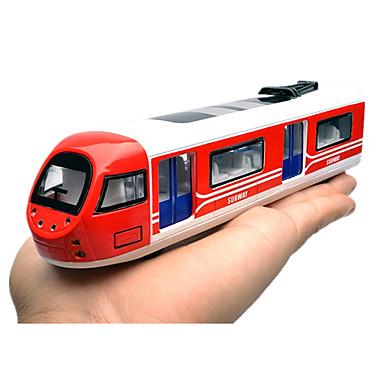 Spielzeug-Autos Aufziehbare Fahrzeuge Züge Bauernhoffahrzeuge Spielzeuge Simulation Schleppe Auto Metalllegierung Eisen Stücke Unisex