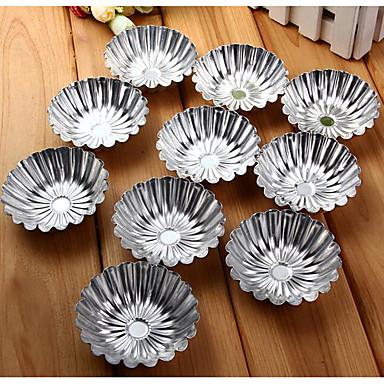 crizanteme formă mucegai tort 10 încărcate tort mucegai, instrument de copt