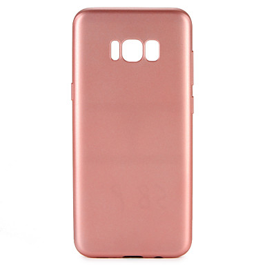Maska Pentru Samsung Galaxy S8 Plus S8 Anti Praf Corp Plin Culoare solidă Moale TPU pentru S8 S8 Plus