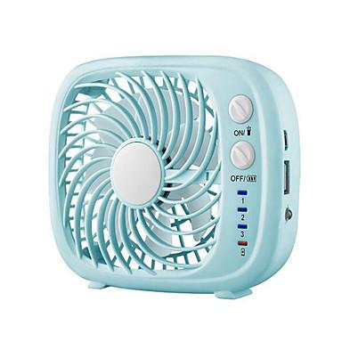 Ventilator de răcire a aeruluiStandby Lung Design subțire LED Răcoros și răcoritor Lumină și convenabilă Quiet și Mute Reglarea vitezei