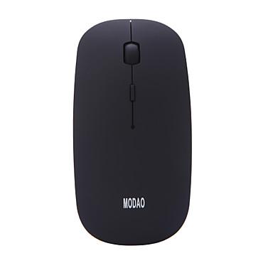 MODAO Kabellos Büro-Maus Schlank Wiederaufladbar DPI Adjustable 800/1000/1200