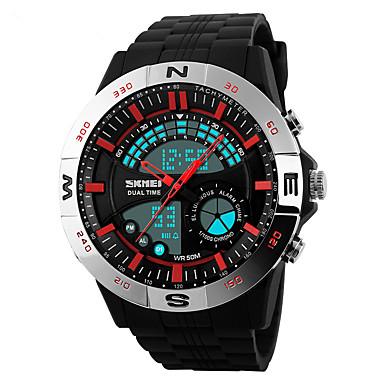 Smart horloge YYSKMEI1110 Waterbestendig / Lange stand-by / Multifunctioneel Stopwatch / Wekker / Chronograaf / Kalender / Sportief